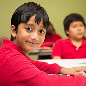 Beacon Middle School Student