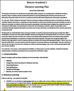 Beacon Academy Distance Learning Plan (3)-1