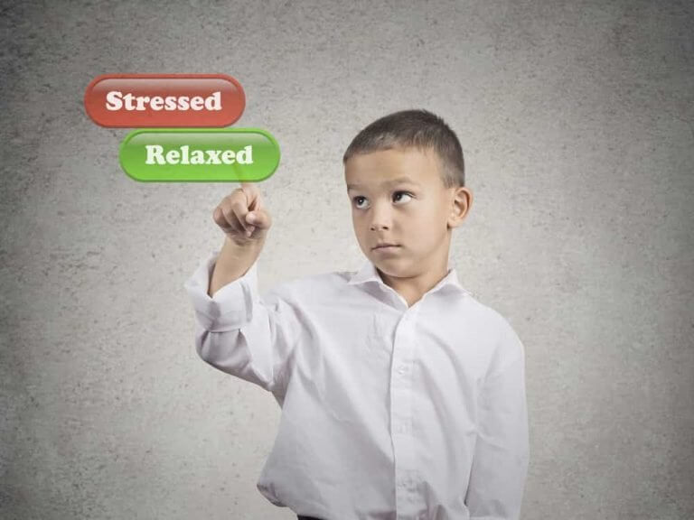 Stress Management for Kids and Teens